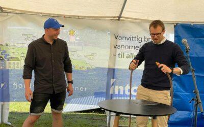 Norges smarteste vassdrag er åpnet